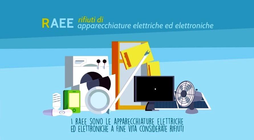 Trattamento Rifiuti da Apparecchiature Elettriche ed Elettroniche