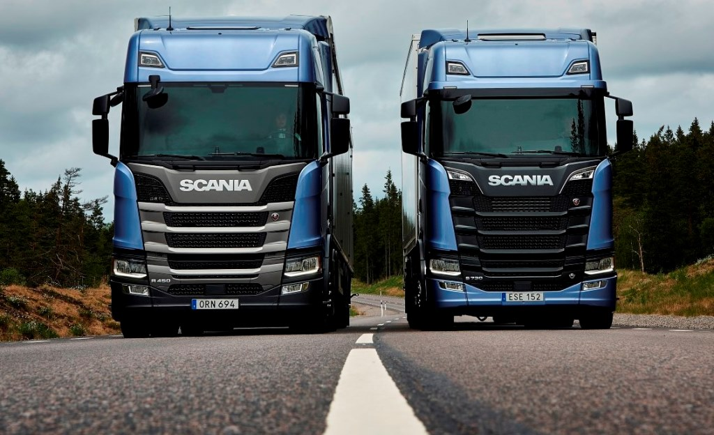 Nuova generazione di autocarri e servizi Scania