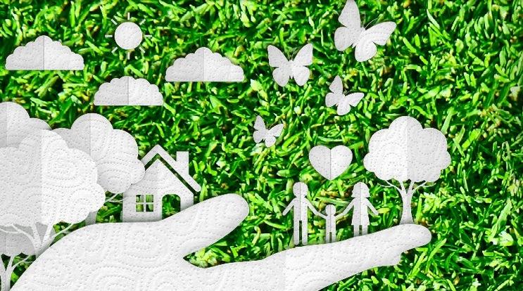 Cartaria Sofidel celebra 50 anni di sostenibilità