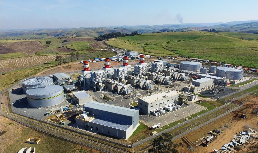 South Africa: Avon plant completed by Ansaldo Energia and Fata