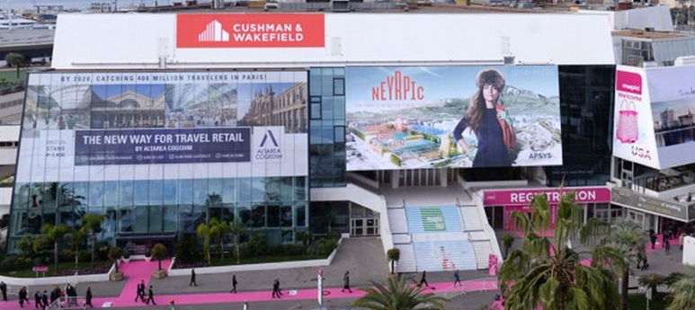Innovation in the Retail Real Estate market at MAPIC 2016