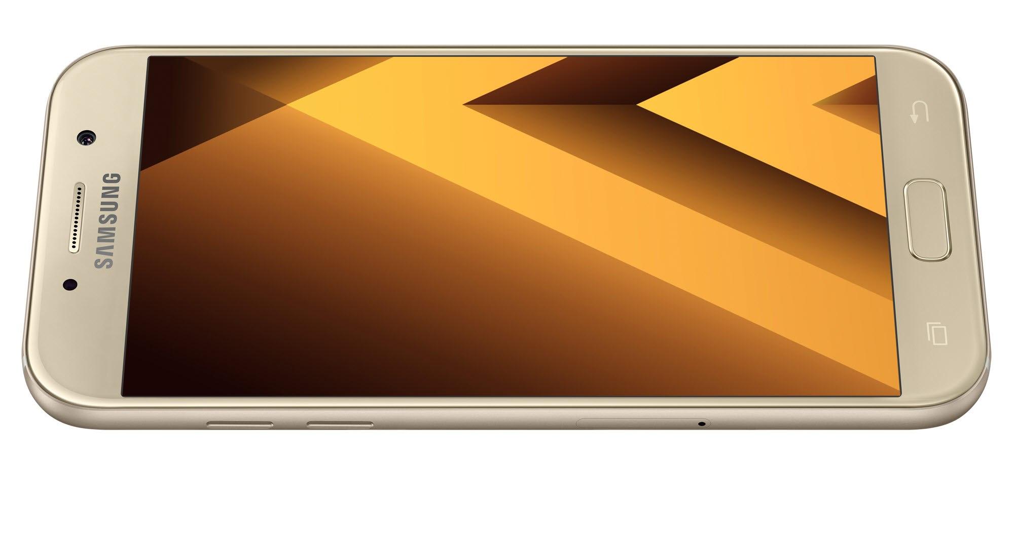 Nuovi smartphone Samsung Galaxy A ancora più eleganti