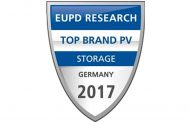 VARTA storage, Top Brand PV Storage 2017