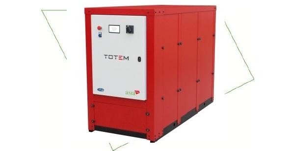 Totem Energy microcogeneratore alla Fiera ISH di Francoforte
