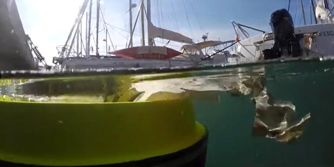 Wärtsilä con Seabin Project contro inquinamento oceani