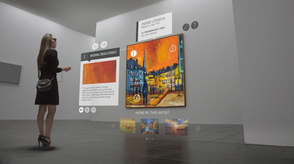 Realtà aumentata nei musei