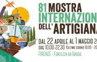 81ma Mostra Internazionale dell'Artigianato a Firenze