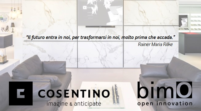 Cosentino Innovation Academy e bimO
