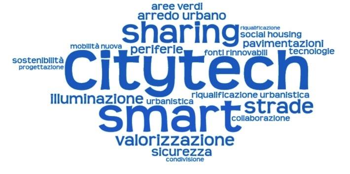 Citytech: programma dell'evento