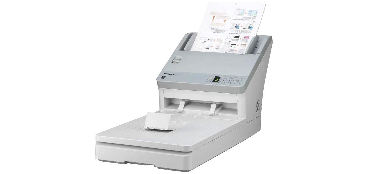 Panasonic scanner ibridi