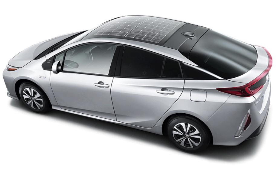 Panasonic Photovoltaic Module for Automobile