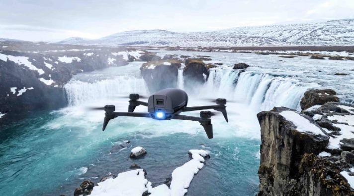 Drone quadricottero professional