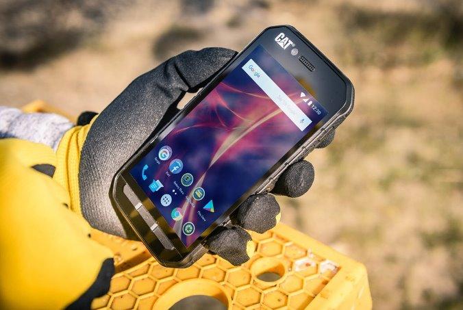 Cresce uso smartphone rugged