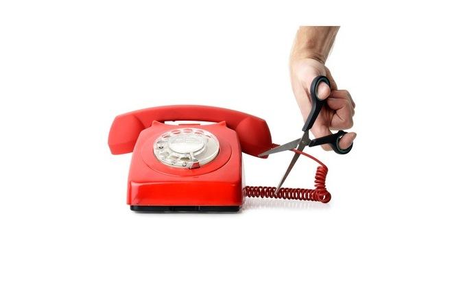 Evasione bolletta telefono