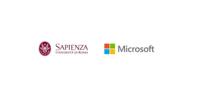 Università Sapienza e Microsoft