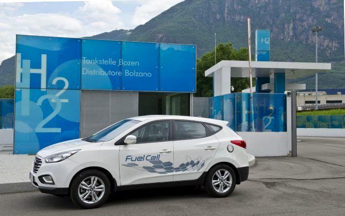Tour Hyundai idrogeno
