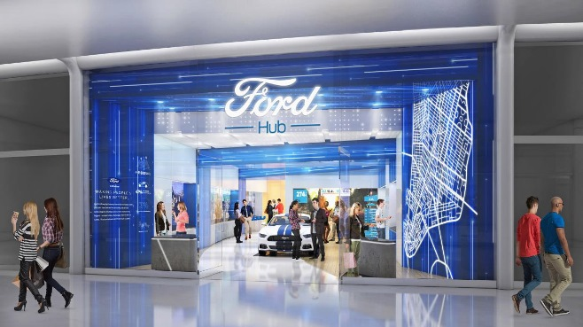 City of Tomorrow Ford