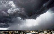 Downburst meteorologico