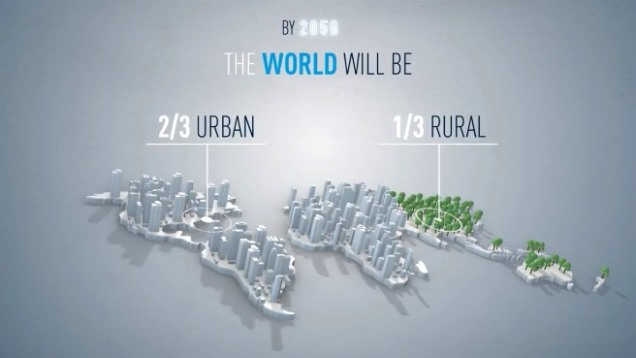 Mapping World Urbanity. MIPIM