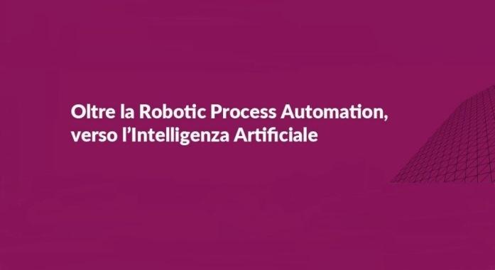 RPA, Data Analytics, Machine Learning