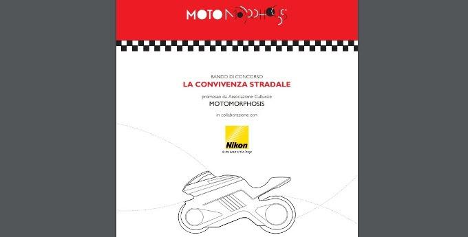 Convivenza Stradale: Motomorphosis e Nikon