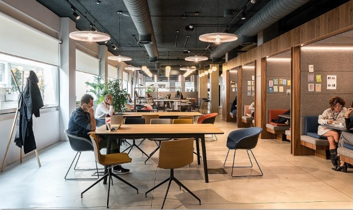 Office Sharing sostenibile