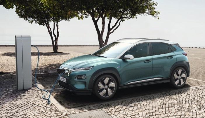 Kona Electric primo SUV compatto