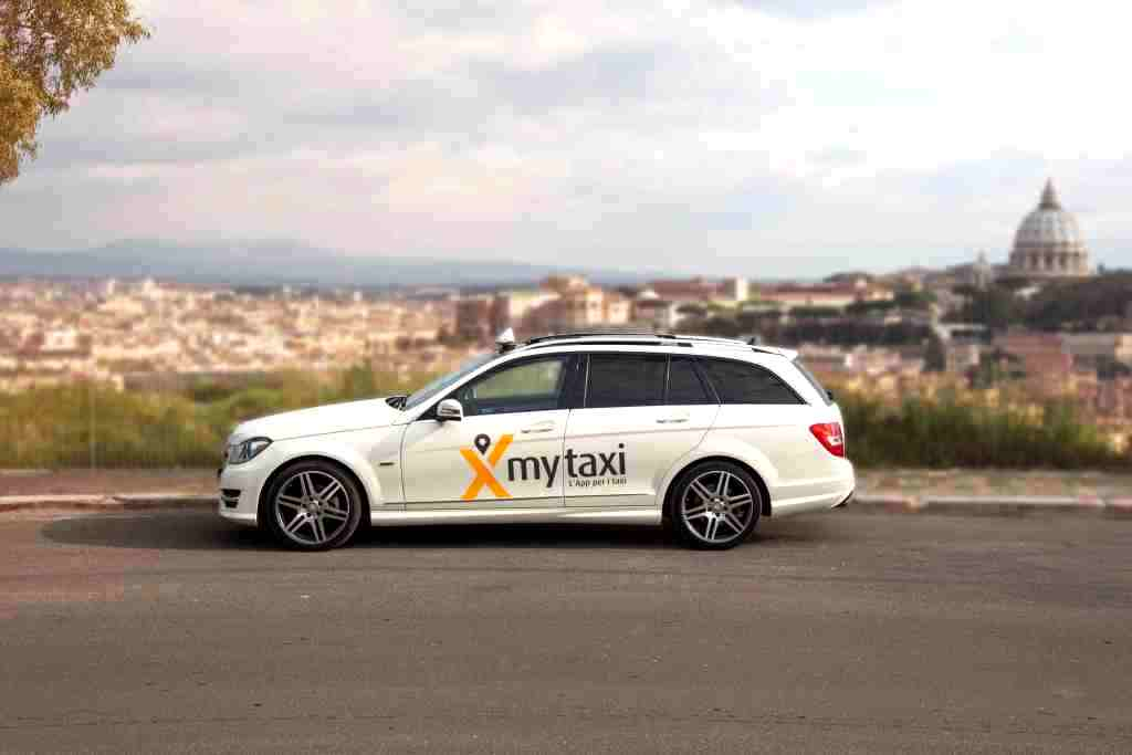 mytaxi Mobilità Urbana e Tecnologia