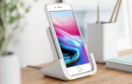 Logitech ricarica wireless iPhone