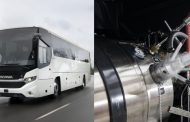 Scania bus metano lunghe distanze