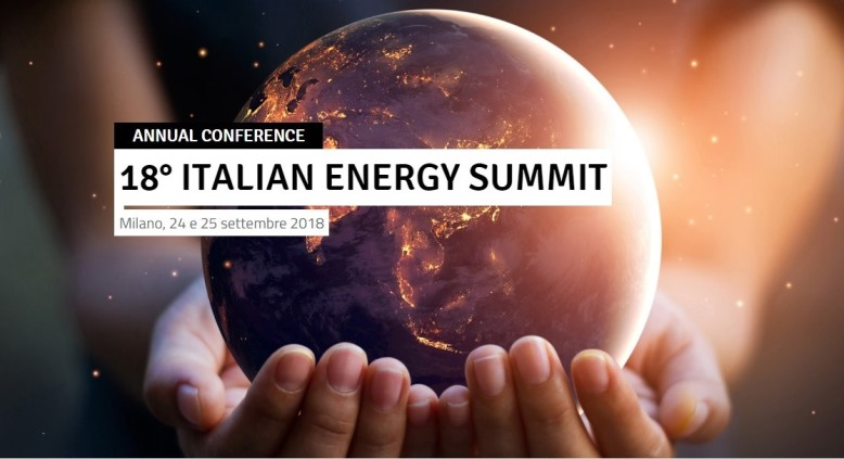 18mo Italian Energy Summit
