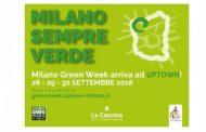 UpTown Milano sempreverde