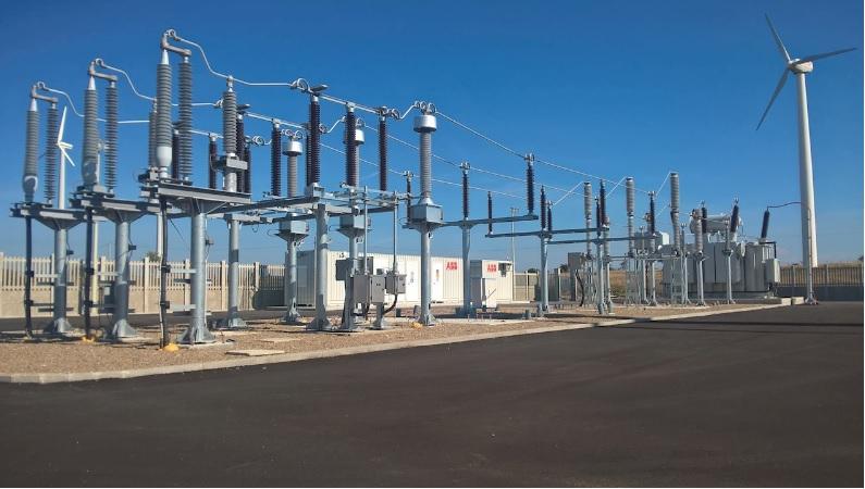 Sottostazioni digitali per eolico