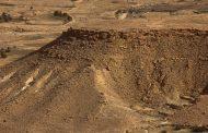 Acqua desalinizzata nel deserto