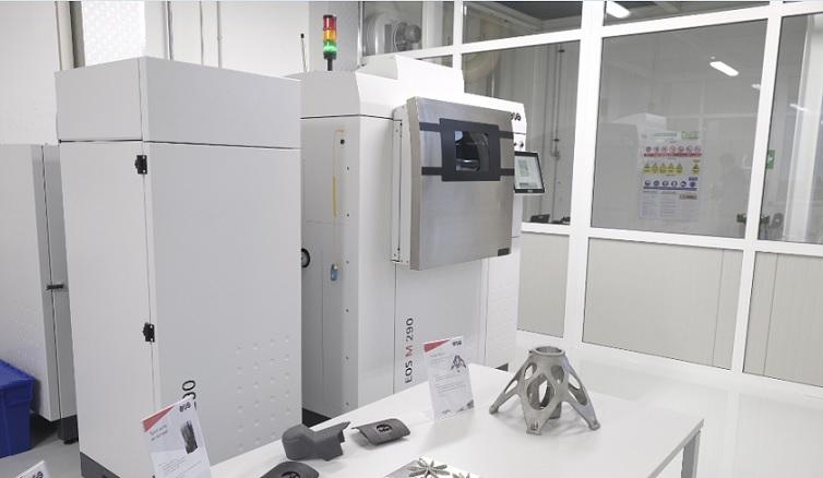Stampa 3D metalli