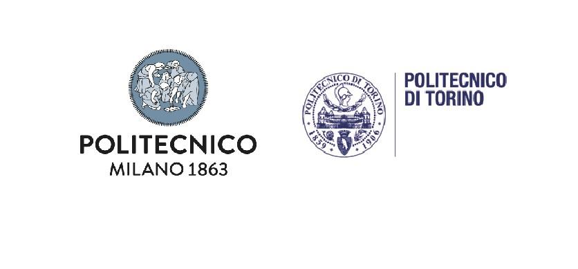 Politecnici Milano e Torino riferimenti