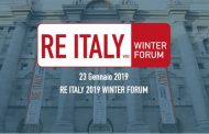 RE Italy Winter Forum 2019