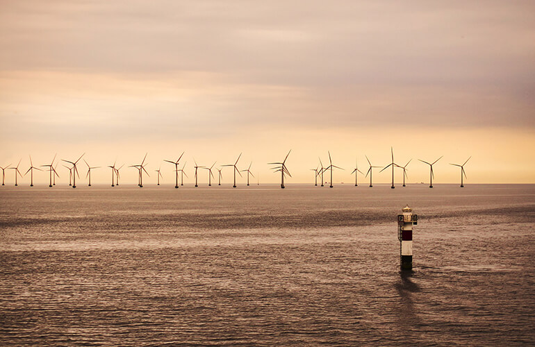 Maggiore parco eolico mondiale