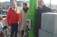 Verona: pali smart mobilità