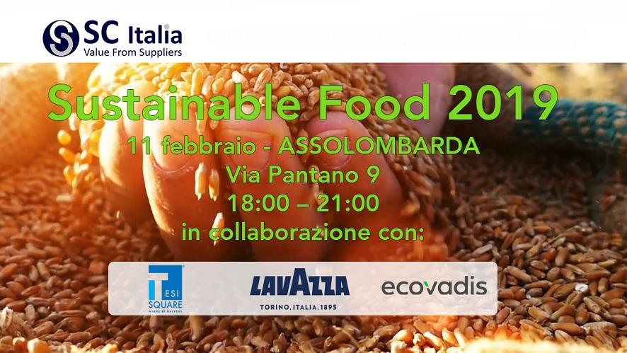 SC Italia Sustainable Food