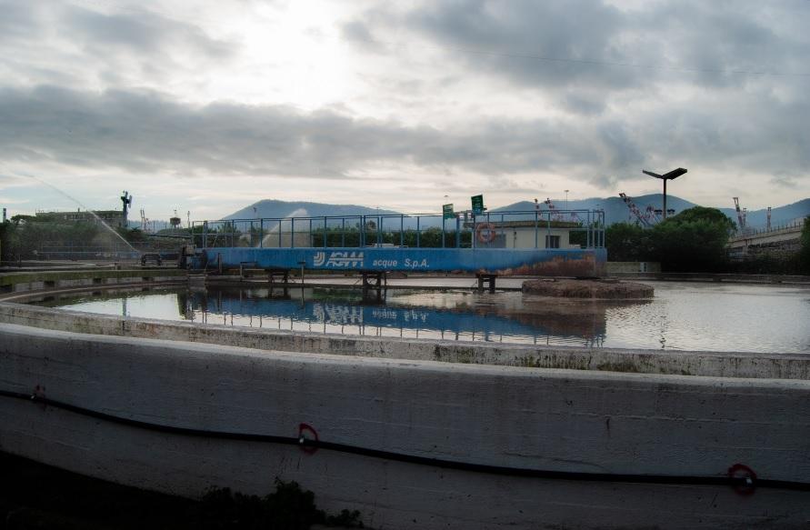 Depurazione acque civili