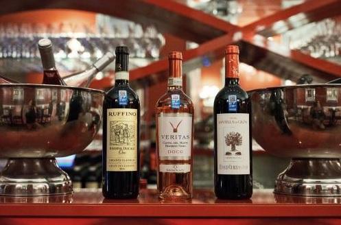Blockchain per bottiglie vino