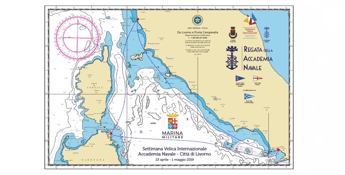 Regata Accademia Navale Livorno