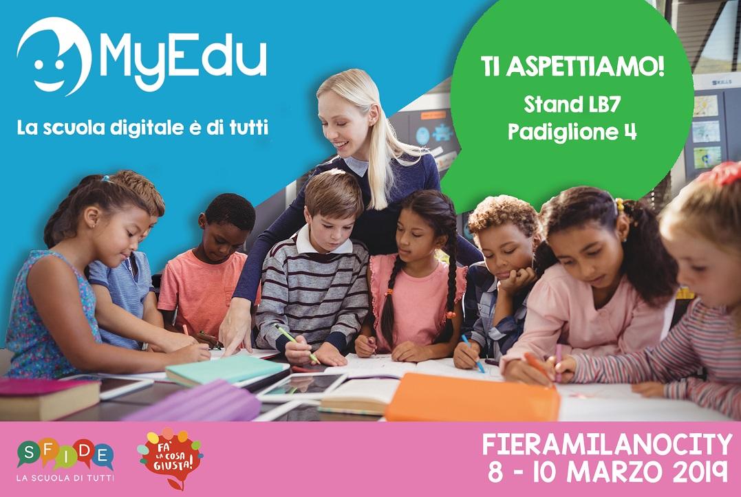 MyEdu scuola digitale