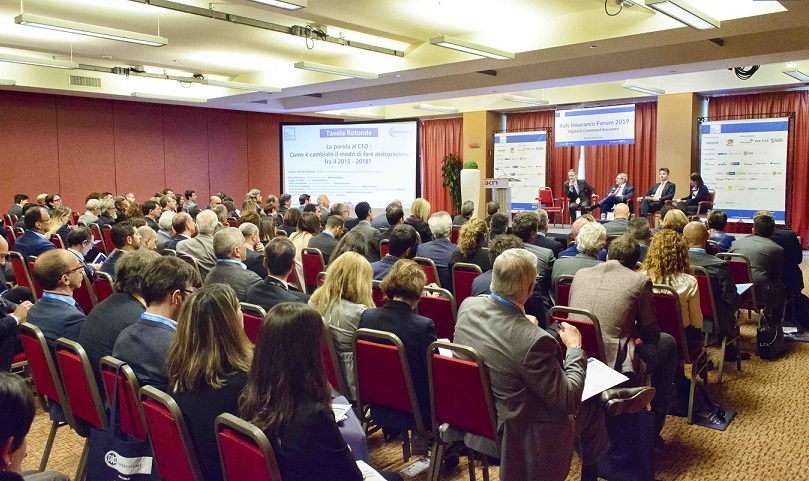 Conclusa Italy Insurance Forum