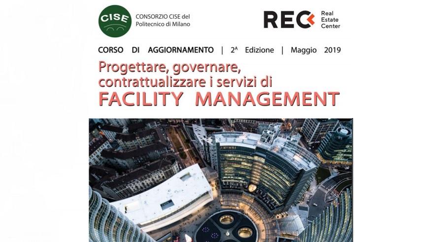 Corso Facility Politecnico di Milano