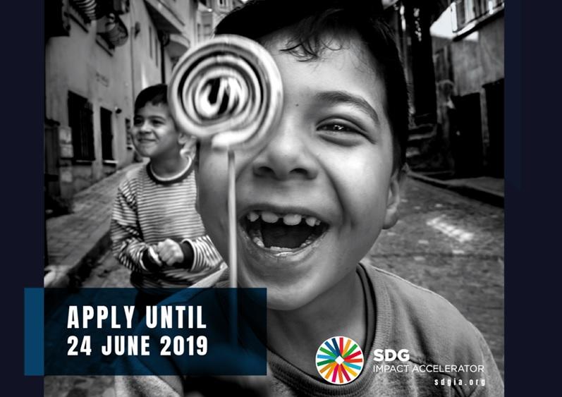 SDG Impact Accelerator for refugees