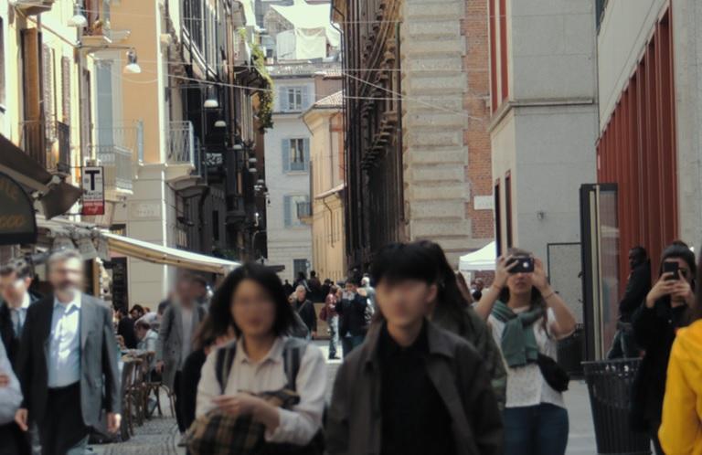 High Street Italia: shopping cinese