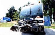 No spreco potabile per pulire strade.