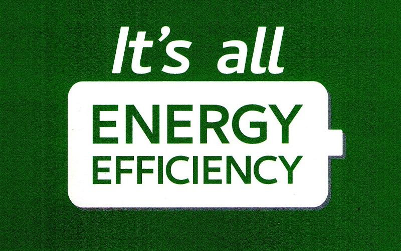 It's All Energy Efficiency 2021